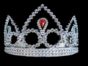 Jewelled Tiara