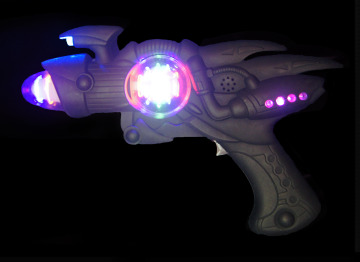 Flashing LED Laser Zapper