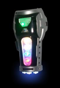 Flashing LED Amulet