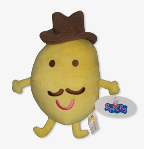 Mr Potato Plush