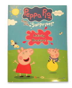 Peppa Pig's Surprise Show Brochure