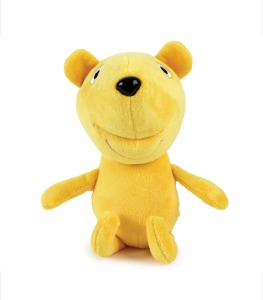 Peppa Pig's Teddy