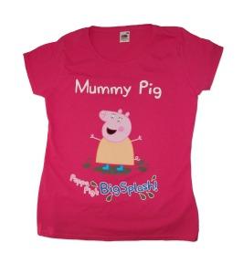 Mummy Pig T-shirt