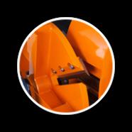 Open Top Flywheel System Zoom