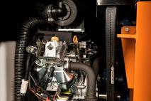 37PS V Twin Benzin Motor