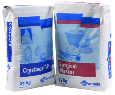 Crystacal R/Surgical 50/50 Mix Plaster