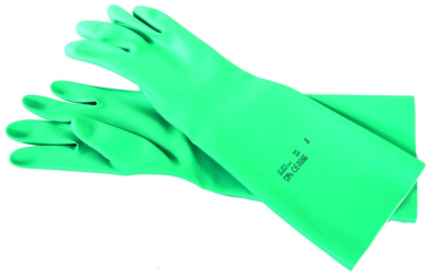 Nitrile Gloves, Size 8½