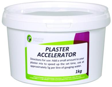 Plaster Accelerator