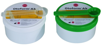 Silicone Putty (Otoform AK)