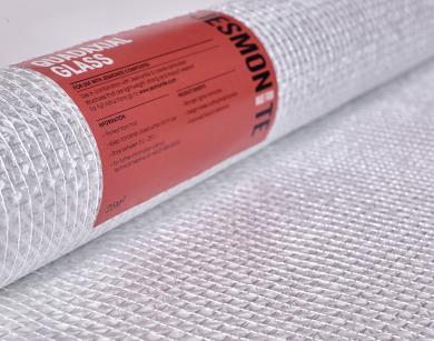 Jesmonite Quadaxial Fabric