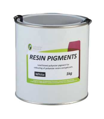 Resin Pigment (White)