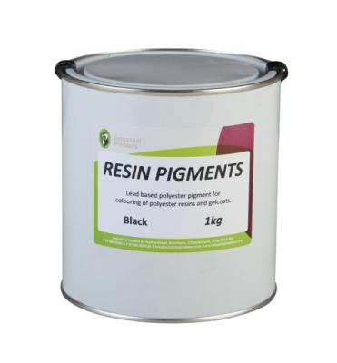 Resin Pigment (Black)