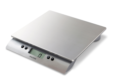 Salter Digital Scales (Stainless Steel)