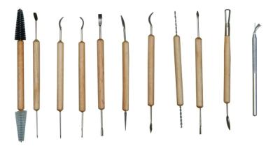 Ceramic Modelling Tools