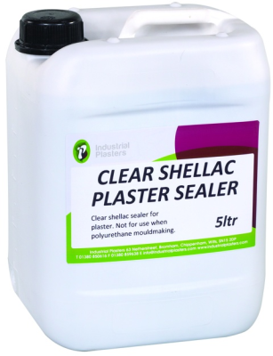 Clear Shellac Sealer