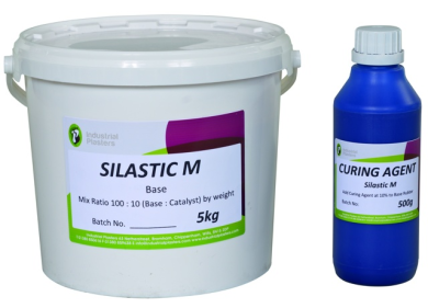 Silastic M Kit (Base & Curing Agent)