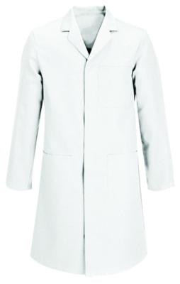 Lab Coat (Std Neck, White)