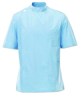 Lab Tunic (Pale Blue, S/SL)