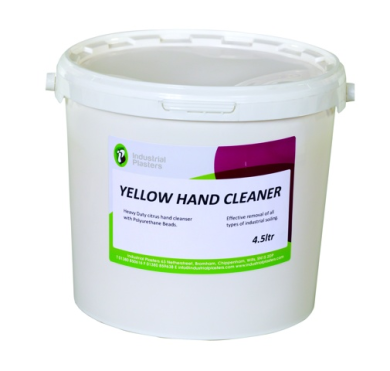 Yellow Hand Cleaner