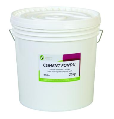 Cement Fondu (White) 25kg