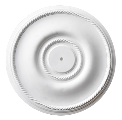 Georgian Ceiling Rose Silicone Mould