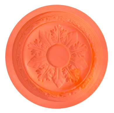 Canterbury Ceiling Rose Silicone Mould