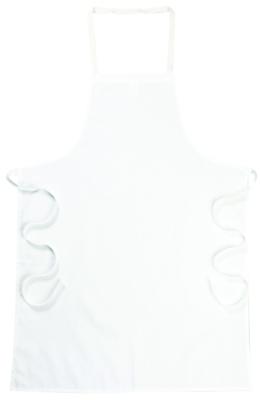 Cotton Apron (White)