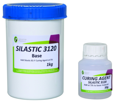 Silastic 3120 c/w 81-F Cure