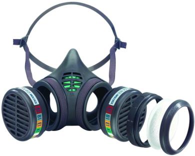Moldex 8002 Respirator