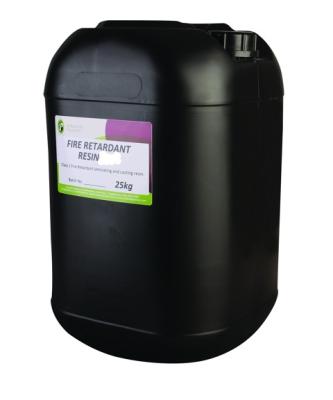 Fire Retardant (Class 2) Clear Resin 6357