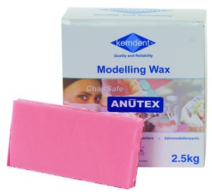 Anutex Modelling Wax