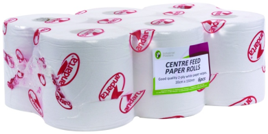 Centre Feed Paper Rolls