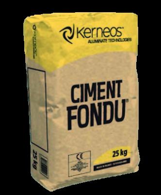 Ciment Fondu (Grey) 25kg