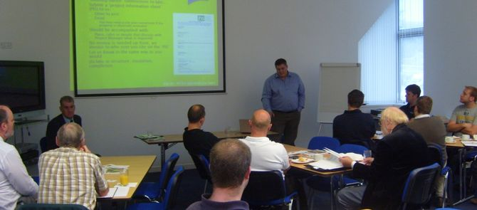 Loft Conversion seminars a big success in Cornwall