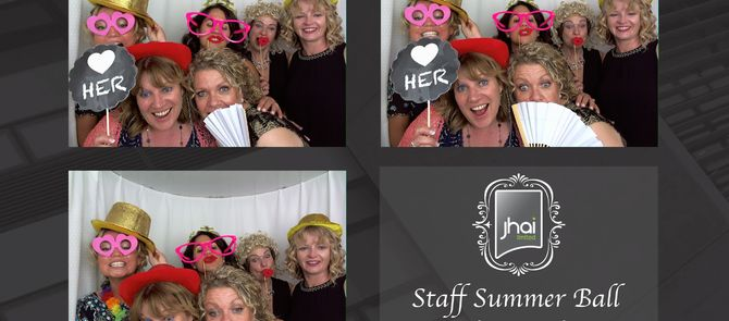jhai's staff summer ball