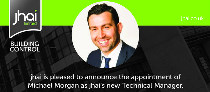 Michael Morgan joins jhai