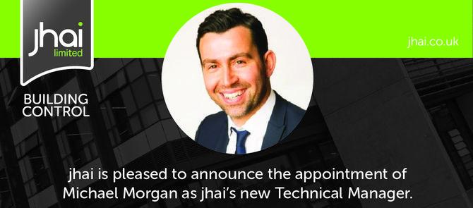 Michael Morgan joins jhai
