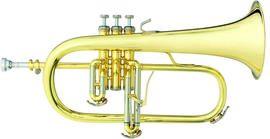 An image of B&S Challenger I Bb Flugel Horn