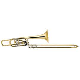 An image of Bach 50B2LO Stradivarius Bass Trombone Bb/F/Eb (Open Wrap)