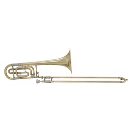 An image of Bach 50B Stradivarius Bass Trombone