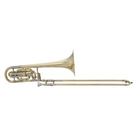 An image of Bach 50B2 Stradivarius Bb/F/Eb Bass Trombone