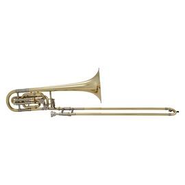 An image of Bach 50B2L Stradivarius Bb/F/Eb Bass Trombone