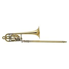 An image of Bach 50B3 Stradivarius Bass Trombone Bb/F/G Lacquer