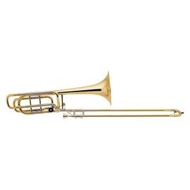 An image of Bach 50B3LO Stradivarius Bb/F/Gb Bass Trombone