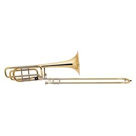 An image of Bach 50B3O Stradivarius Bass Trombone Bb/F/Gb (Open Wrap)