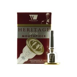 An image of Denis Wick DW3181/2 Heritage Cornet Mouthpiece