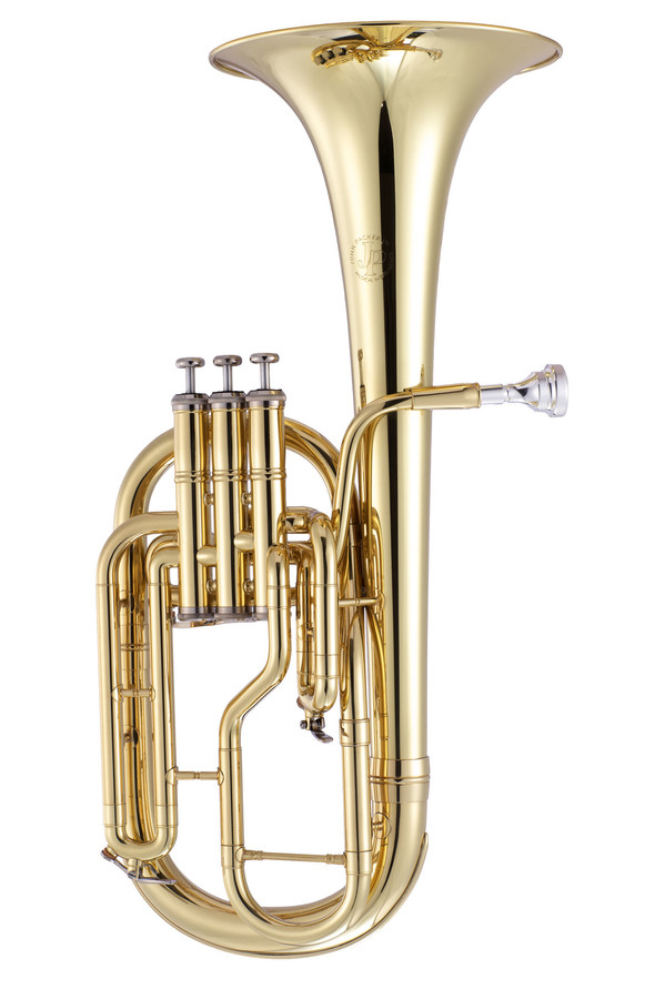 An image of JP072 Eb Tenor Horn Lacquer