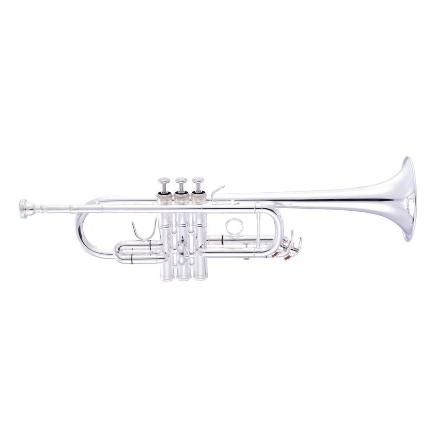 An image of JP152S Trumpet C Silver Plated