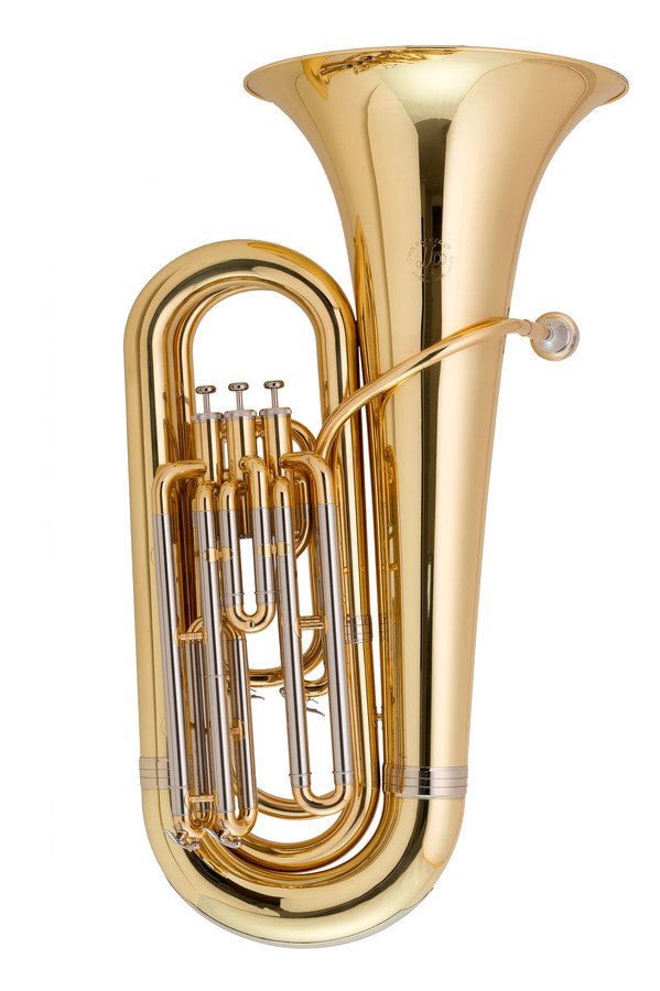 An image of JP078 MKII Tuba Bb in Lacquer