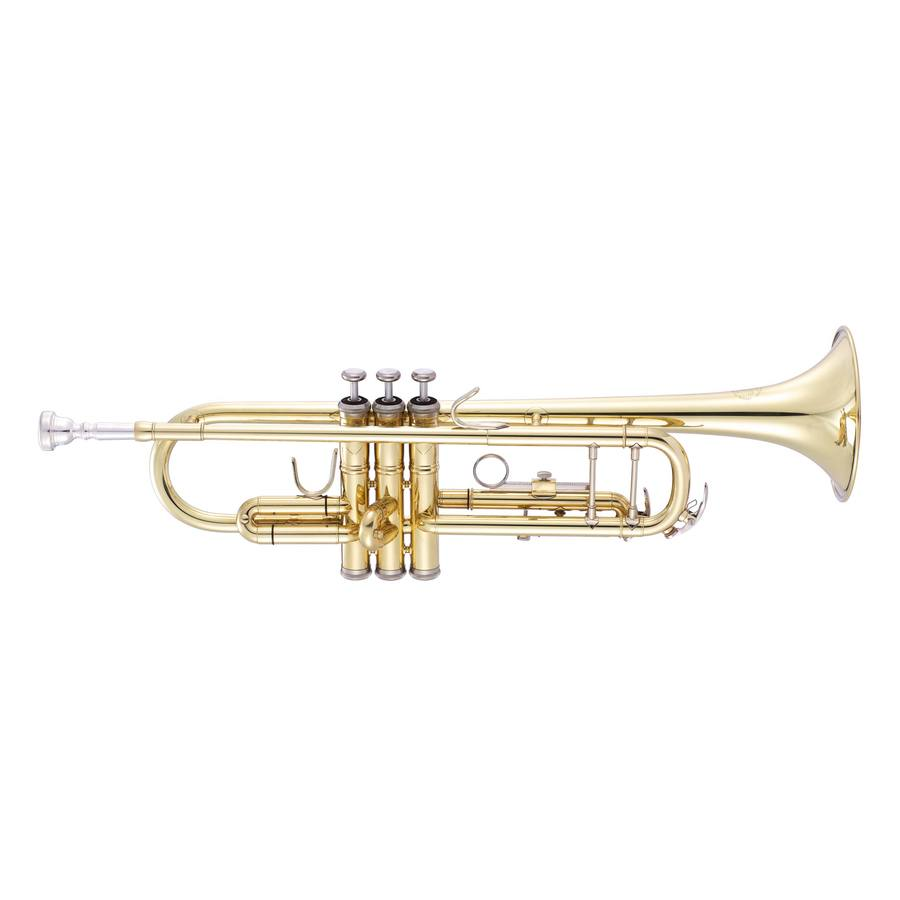 An image of JP151 MKII Bb Trumpet lacquer